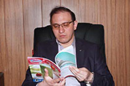 مصاحبه مجله پیام سلامتی با دکتر مجید کاظمی