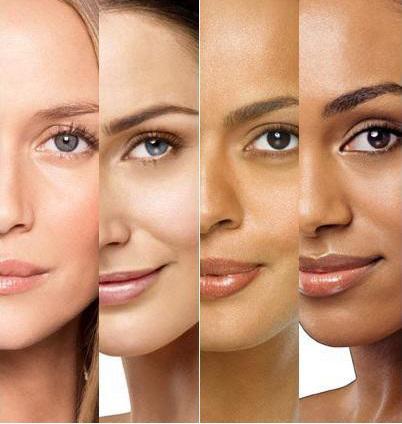 تاثیر پوست رو عمل بینی